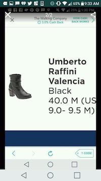 Real leather boots perfect for fall winter  Hayward, 94541
