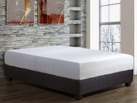 "Primo Bella 12"" Gel Memory Foam Mattress Queen Size, Also Available in King Size for $799"