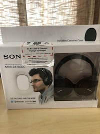 Sony MDR-ZX780DC Bluetooth headphones Chicago, 60634