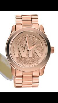 MK ROSE GOLD WATCH Montréal, H1R 3C5