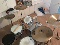 Drum set PDP / Sabian Spokane, 99223