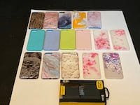 Assorted Phone Cases $20 for all of them.  Toronto, M6C 3W3