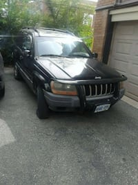 1999 jeep Cherokee part out  Mississauga, L4X 1Y2