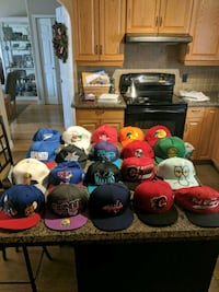 Hats for sale!!!! Prices vary ans are negotiable!! Edmonton, T5N 0T1