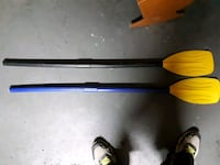 Paddles for canoe or boat St. Catharines, L2R 2J5