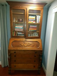 brown wooden cabinet with drawer Simcoe County, L0G 1W0