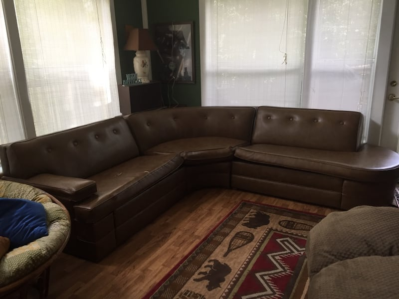 Sectional Sofa Bed With Two Twin Beds