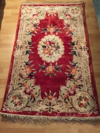 ANTIQUE Chinese Aubusson rug is made with 100% wool. DATING BACK TO EARLY 1900's. IN EXCELLENT COND. Belleview, 34420