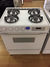 White Kenmore gas stove  Woodbridge, 22191