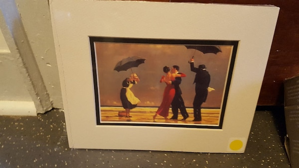 Dancing in the rain pic