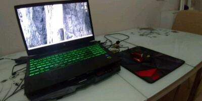 hp pavilion gaming laptop i5 8. Nesil 1050 ti