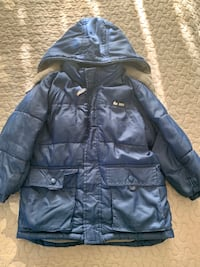 Toddler Winter Coat. Size 4T