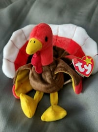TY Beanie baby Gobbles Centreville