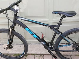 GT Aggressor Comp bike