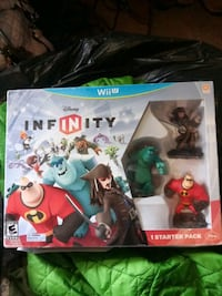 Disney infinity starter pack for wii u BNIB Seattle, 98106