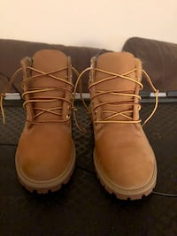 timberlands boots/shoes kids size 12 Silver Spring, 20906