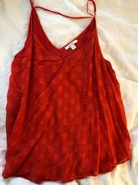 Ella Moss tank top (medium) Washington, 20037