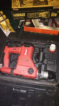 Bauer hammer drill and chisel Silver Spring, 20907