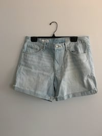 Gap size 30 denim shorts Halifax, B3J 3R3