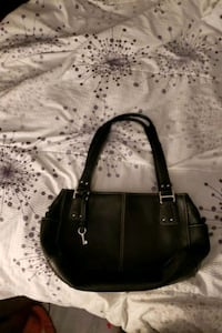 Geunine leather fossil purse