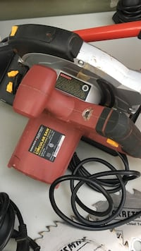 red and black corded power tool Pasadena, 91103