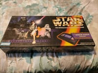 VINTAGE STAR WARS THE INTERACTIVE BOARD GAME NEW