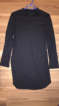 Black tunic dress Windsor, N8P 1Y7