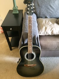 Late 70's early 80's Celebrity by Ovation made in Korea model cc-67