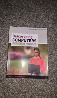 Discovering computers introductory Stafford, 22554