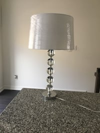 Table lamp new not used - unwanted gift Oakville, L6L 0L4