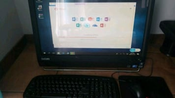 Lenovo thinkcentre All-in-one PC