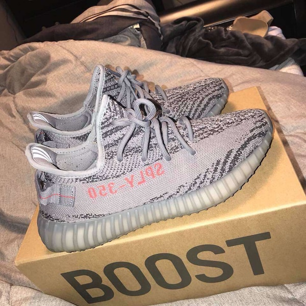 Used adidas yeezy boost 350 V2 Beluga 2.0 with box for sale in Chicago -  letgo d68b8291c39a