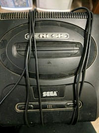 Sega Genesis + games London, N6K 2V8