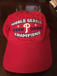 Phillies Nike Champion cap Newark, 19702