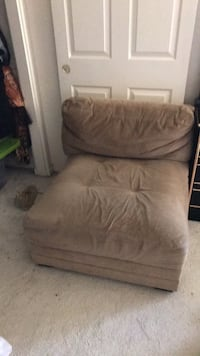 Small single couch with back rest. 2359 mi