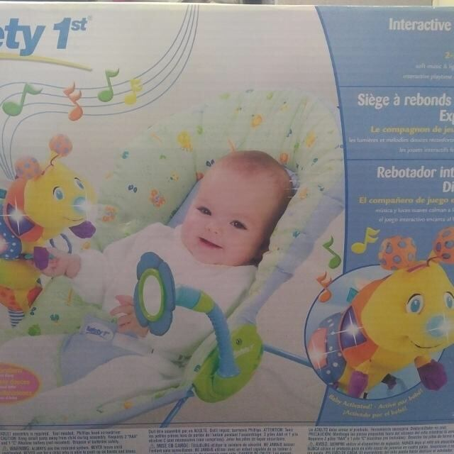 Brand new Safety 1st Discovery Bouncer (boxed)