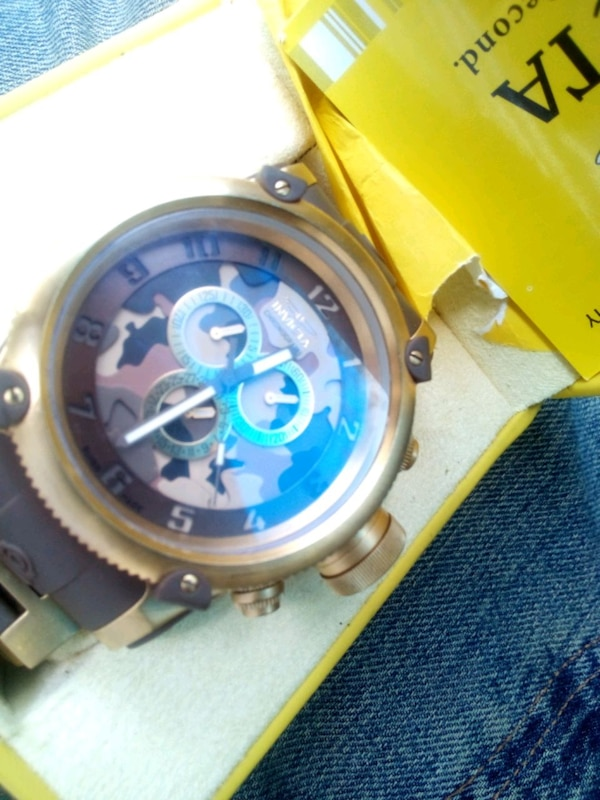 Invicta Russian Diver model 11610   2