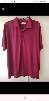 Mens Grandslam Performance Casual Shirts Size XL Hyattsville, 20785