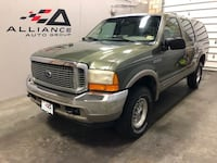 2000 Ford Excursion Sport Utility 4D Sterling , 20166