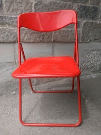 Fold up chair,