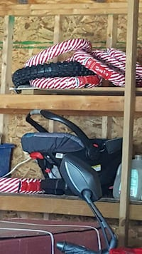 car seat and stroler set North Brentwood, 20722