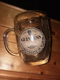 Guinness glass Fife Lake, 49633