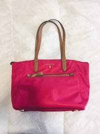 NWT MICHAEL KORS // Pink Nylon Kelsey Medium Tote Bag Houston, 77007