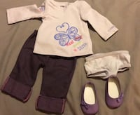 American Girl Real Me Outfit- MYAG Germantown, 20874