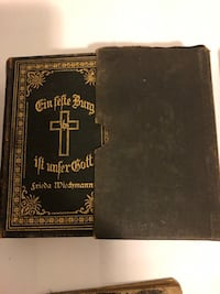 Antique and Vintage German Books