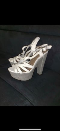 Jessica Simpson shoes size 6 used couple time
