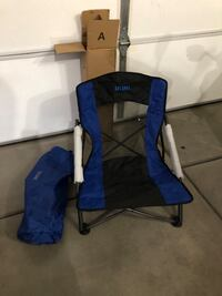 Event Blue chair Orem