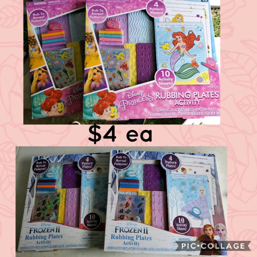 New princess frozen toys