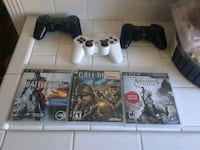 Ps3 games and controllers  Gilroy, 95020