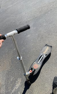Rip stick scooter